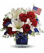 America the Beautiful by Teleflora